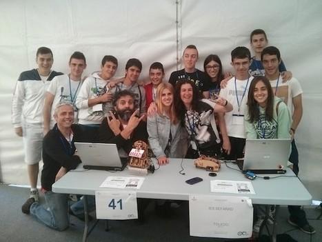 Feria de la Tecnología II: Arduino en el Aula - ies SEFARAD TOLEDO | Notas para 'Papá quiero un robot' | Scoop.it