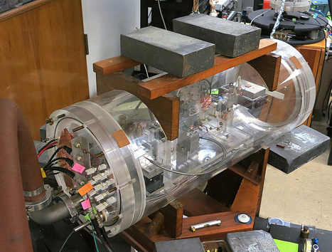 The quest for a reactionless spacecraft thruster | Heron | Scoop.it