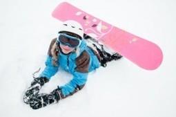 Louer son snowboard moins cher sur internet | Location ski | Scoop.it