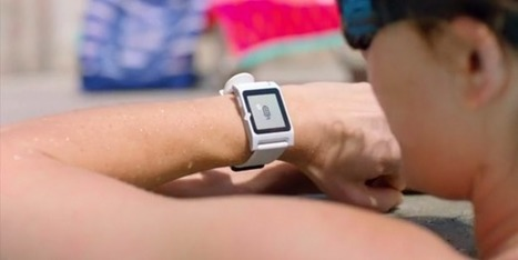 Montres connectées: Fitbit mettrait la main sur Pebble pour 40 millions de dollars | proveance | Scoop.it