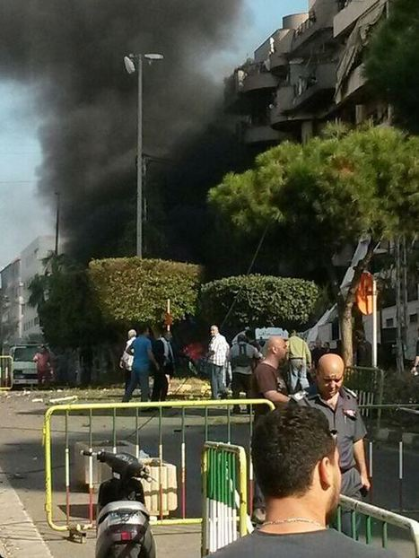 Liban: un double attentat au sud de Beyrouth fait 23 morts | géopolitique du Moyen-Orient | Scoop.it