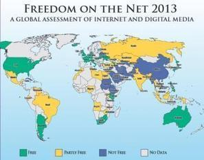 Ethiopia among the world's worst internet censorship offenders - Freedom House - Nazret.com (blog)   Internet Censorship in Repressive Regimes   Scoop.it