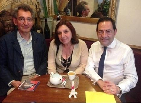 Entretien avec la Maire de Montevideo et l'Ambassadeur d'Uruguay. | Montevideo Uruguay Colonia del Sacramento et l´intérieur du pays | Scoop.it