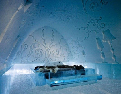 Interior Design News: Supermarket is the Latest Building made of Ice | Business and Technologies | Scoop.it