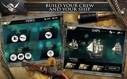 Assassin's Creed Pirates v1.1.1 [Money Mod] Apk ~ free Android apps and games | free Android apps and games | Scoop.it