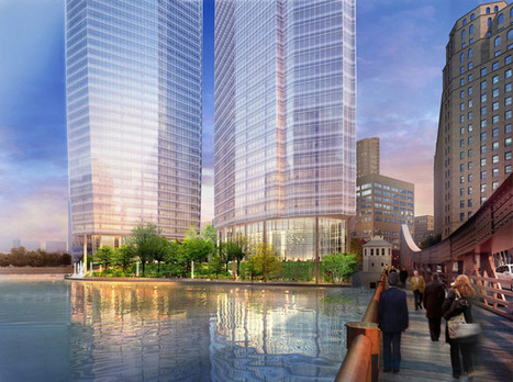 A/N Blog . Wolf Point's Phase One is a Go Along the Chicago River | Digital-News on Scoop.it today | Scoop.it