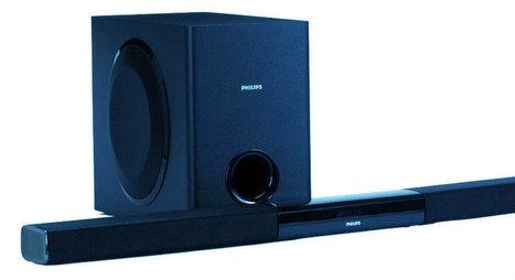 Review soundbar Philips HTL5140: works wonders | Best soundbar reviews | Scoop.it