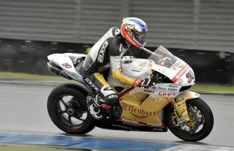 Assen: Ducati tripple | Ducati news | Scoop.it