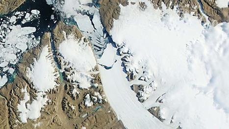 97% of Greenland ice sheet melting | Masada Geography | Scoop.it
