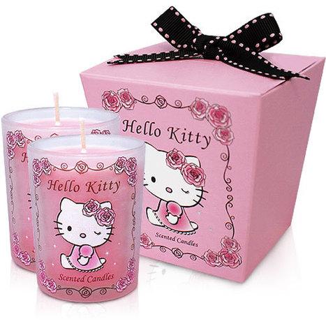 GoMy8466 - (2盒組)【Hello Kitty】晨曦玫瑰麝香香氛蠟燭65g 網路價:399 - GoBest 量販店 | 就是要台灣製造 | Scoop.it