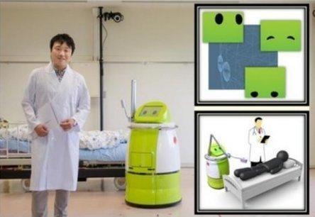 Job-sharing with nursing robots   Post-Sapiens, les êtres technologiques   Scoop.it