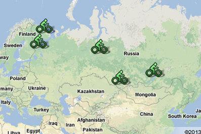 Six itinéraires cyclistes pour les amateurs de tourisme vert | Développement durable et tourisme | Scoop.it