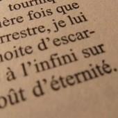 Romane D.   Bribes & météores   Creation Littéraire Paris VII   Scoop.it