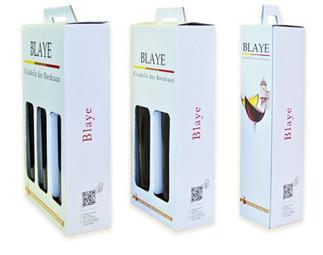Packaging Interactif et QRcode   Le smartphone au service du vin   Scoop.it