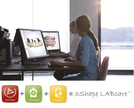3Shape Presents LABcare™ - MCADCafe (press release) | Implantology | Scoop.it