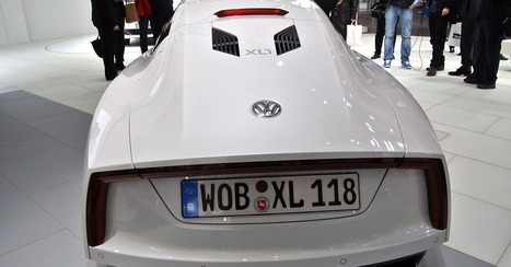 "Volkswagen XL1 Gets an Augmented Reality Service App | L'impresa ""mobile"" | Scoop.it"