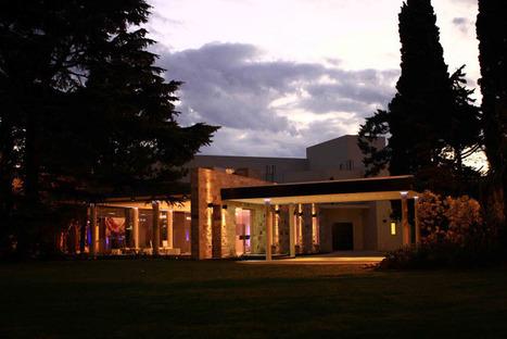 Un salón para eventos en Buenos Aires se ilumina con luminarias LED - Iluminación.Net | Iluminación Exterior | Scoop.it