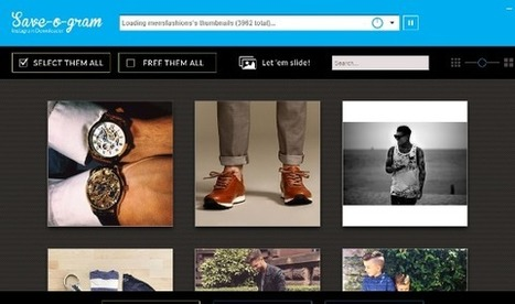Récupérer ses photos Instagram | Webmaster-cms | Scoop.it
