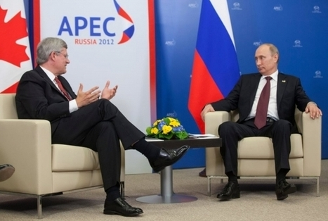 Gwynne Dyer: No, Vladimir Putin is not another Adolf Hitler | Osborne IB History | Scoop.it