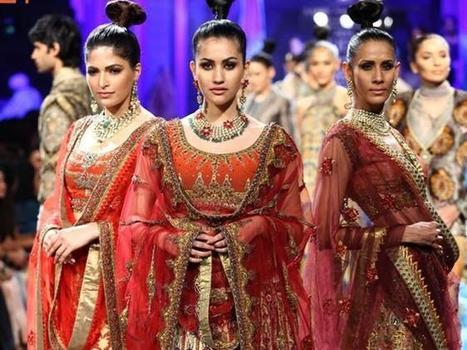 Indian Bridal Fashion Week 2014 in London | Ads2India - Free Classified Site in India | Scoop.it