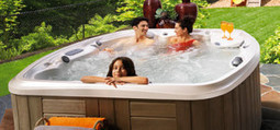 Everyday Hot Tubs for Overall Health and Well-being - | pool filters | Scoop.it