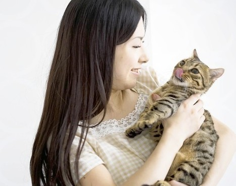 Pets have a positive effect on health | Family Pets | Scoop.it