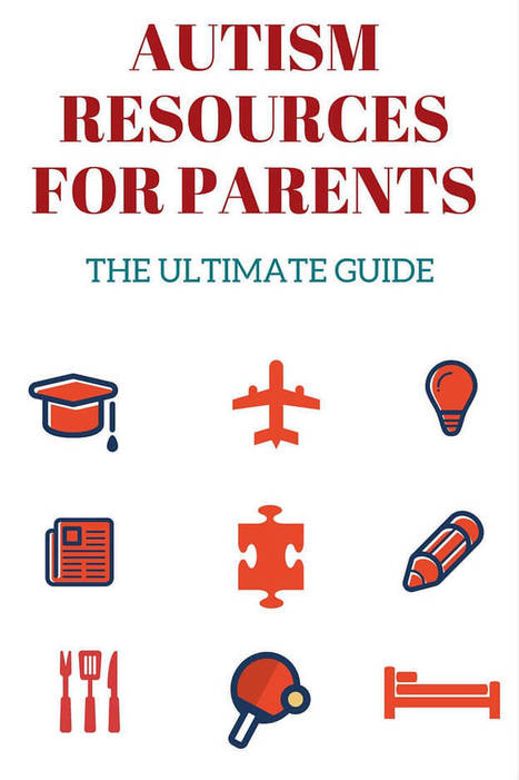 The Ultimate New Guide to Autism Resources for Parents | digital divide information | Scoop.it