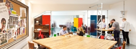 Creating Agile Working Environments for Flexible Workspace | The Office | Scoop.it