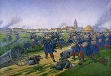 La bataille de la Marne : l'infanterie au combat | Histoire de France | Scoop.it