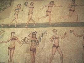 Enroque de ciencia: Bikinis en Roma   Ollarios   Scoop.it