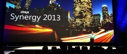 Synergy 2013 : Citrix poursuit son offensive dans la mobilité | Morning Market | Scoop.it
