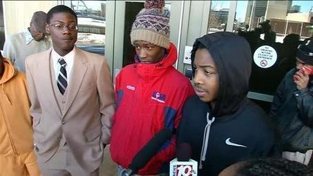 Rochester Students Arrested for Waiting For a Bus | Upsetment | Scoop.it