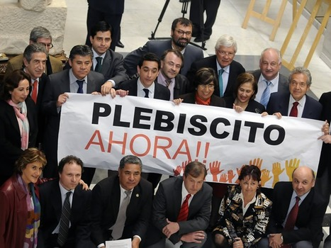 elquintopoder.cl - Plebiscito: Democracia representativa hasta el borde - Entrada | Basta de Lucro | Scoop.it