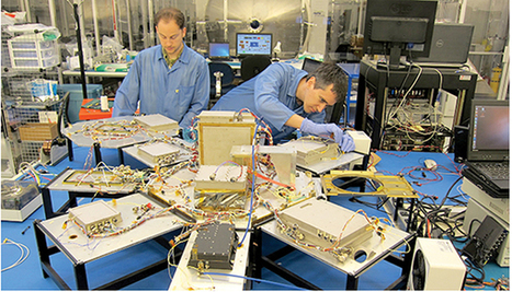 Space Flight Laboratory Canada - Smaller satellites big performances - Geospatial World | More Commercial Space News | Scoop.it