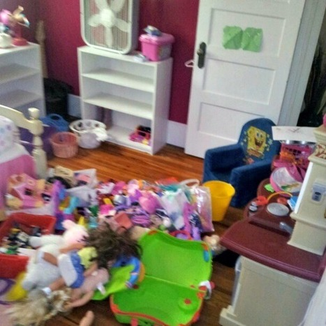 Spring Cleaning Tips and Organizing Kids Rooms | Organizing My Home | Scoop.it