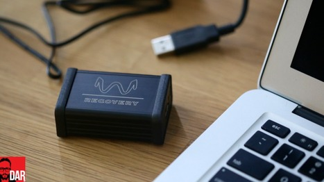 Wyred4Sound Recovery USB Reclocker - Review by DAR | Raindrop Audio | Scoop.it