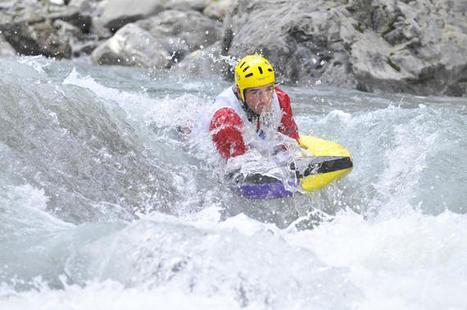Sélectif au Championnat de France de Descente en nage en eau vive   Evènements   Scoop.it