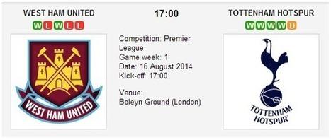 West Ham  vs. Tottenham -  Premier League Preview | Pronostici scommesse | Scoop.it