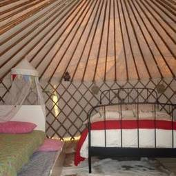 Glamping - the best of the rest | Glamping | Scoop.it
