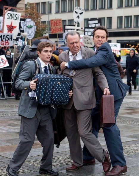 Movie Review: 'Unfinished Business' works overtime to balance vulgarity ... - Press Herald | Business News | Scoop.it