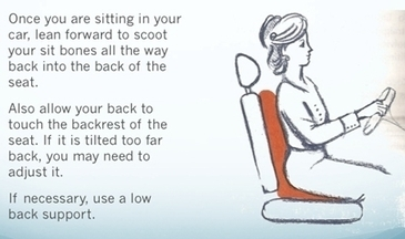 Simple Tips To Prevent Back Pain When Driving | Cool Staff | Scoop.it