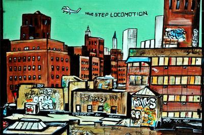 Chris Carrier announces True Step Locomotion | DJing | Scoop.it