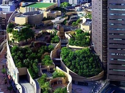 和組 wagumi - [#inspiration #Japanese #design]Natural oasis... | Facebook | Japanese Gardens | Scoop.it