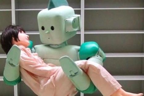 5 ways robots are invading -- and improving -- hospitals | e-santé (télémédecine, télésanté) | Scoop.it