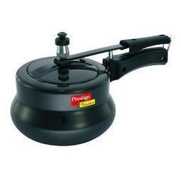 Prestige Induction Base Hard Anodized Pressure Cooker Deluxe+ 3 Ltr - 20350   Home & Kitchen   Scoop.it