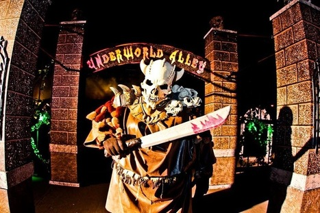 Prepare for the Frightful Fun of Halloween Haunt at California's Great America!   Lodging, Hotels & Travel   Scoop.it