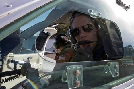 Desde el avión de combate: una latinoamericana en la Fuerza Aérea | Genera Igualdad | Scoop.it