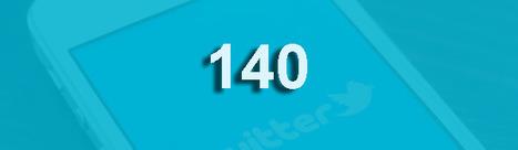 Twitter n'abandonnera pas la limite des 140 signes | 694028 | Scoop.it