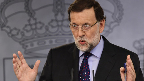 Mariano Rajoy gains convenient helping hand from Catalans - FT | AC Affairs | Scoop.it