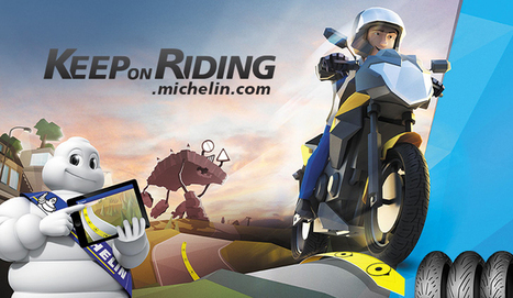 Keep on riding – and get money back – with Michelin | Motorcycle Industry News | Scoop.it